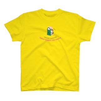 Hello! すずめだいきち T-shirts