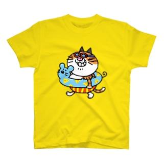 ブッチャーの夏休み T-shirts