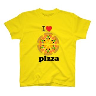 アイラブ☆ピザ T-Shirt