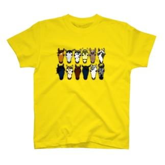 うまかお T-shirts