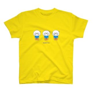 ぺたっとTシャツ T-shirts
