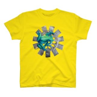 欺蛙(ギア) T-shirts