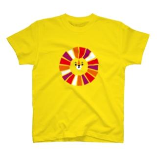 ライオン T-Shirt