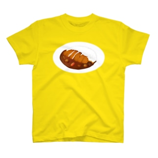 カツカレー T-shirts