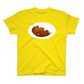 カラアゲカレー T-shirts
