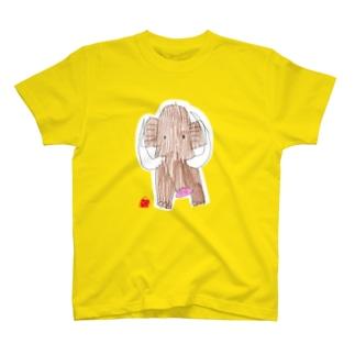 マンモスさん T-shirts
