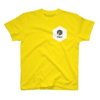 ヘクシーズヘキサゴン T-shirts