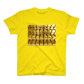 金塊 T-shirts