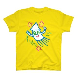 いかチャン T-shirts