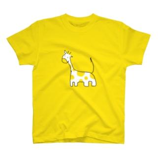 あなた色きりん T-shirts