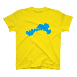 河口湖グッズ T-shirts