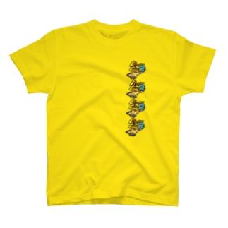 オクレイマン 7 T-shirts