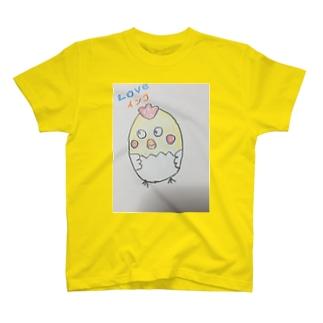 LOVEインコ T-shirts