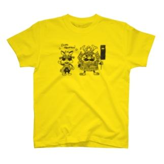 ノマヲと陣右衛門 T-shirts