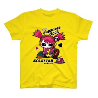 Tシャツ『抱えスプラッたん』  T-shirts