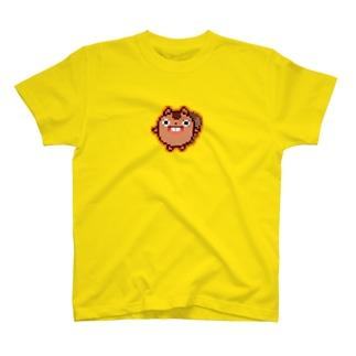 ドットなたまりすくん T-shirts