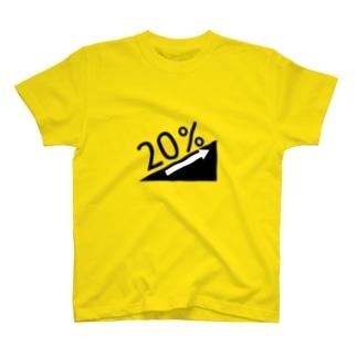 激坂 T-shirts