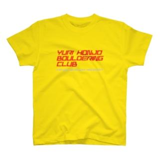 YHBC フルプリントTee(イエロー) T-Shirt
