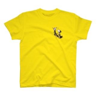 豆電球さん T-shirts
