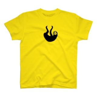 ナマケモノ [アニマルシリーズ No.02] T-shirts