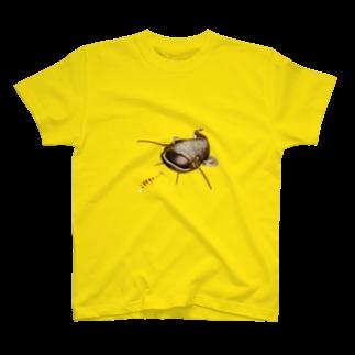 tsuri-bitoのナマズ T-shirts