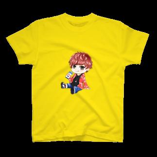 kiramekirikuのわがままりっくん T-shirts