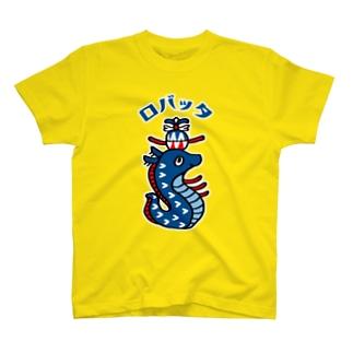 コツロバちゃん_両面 T-shirts