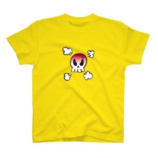 イカルスカル T-shirts