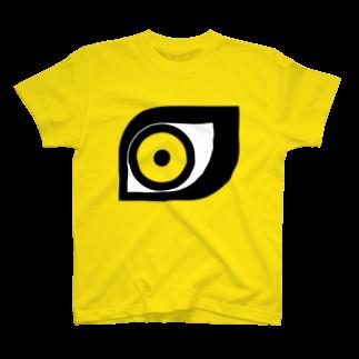 spepenのeye T-shirts