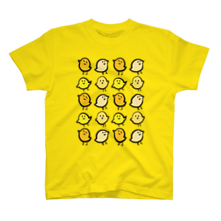 ぼさちゃんねねのぴよまつり T-shirts