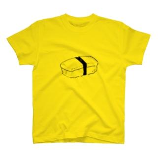 お寿司の玉子 T-shirts