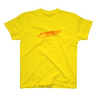 わにモロコシ T-shirts