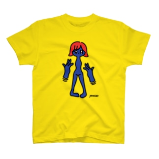 flying hands T-shirts