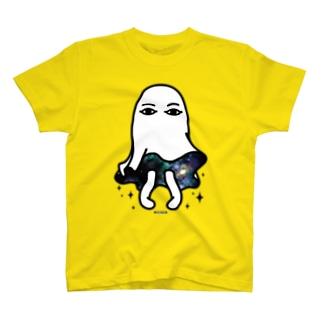 メジェドさん宇宙的サービスv T-shirts