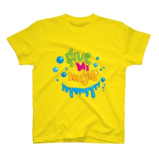 Give Me Music T-shirts