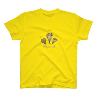 キラキラダイヤモンドシリーズ P T-shirts