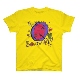 自分のアイコン T-shirts
