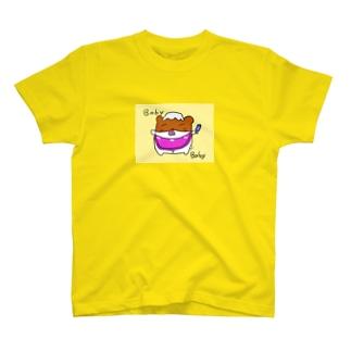 はむはむBABY T-shirts