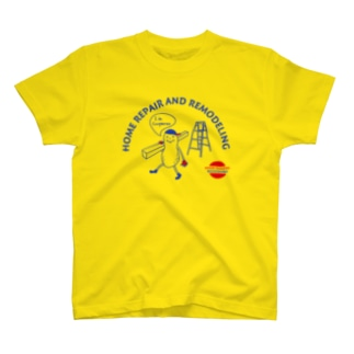 カーペンターナッツB T-shirts