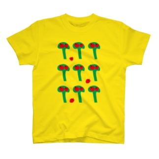 リンゴの木 T-shirts