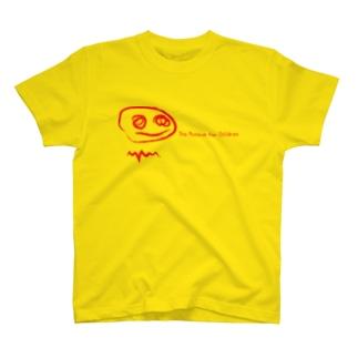 おともだちの絵 T-shirts