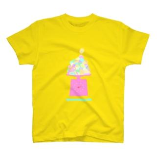 マシュマロ量り売り T-shirts