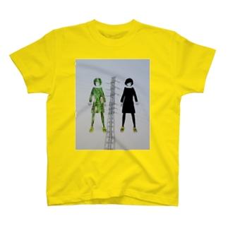 鉄塔T T-shirts