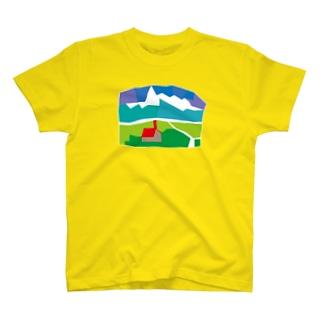 ふもとの家 T-shirts