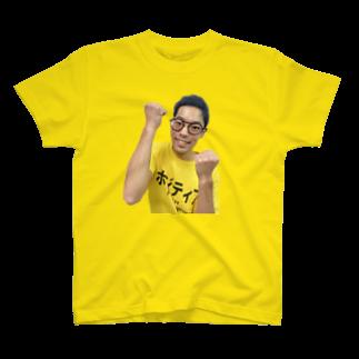 Pさんの顔 T-shirts
