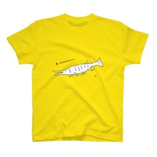 走る!ガー君 T-shirts