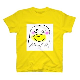 アナグラタロウ T-shirts
