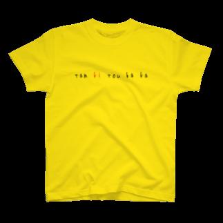 TRC-JAPANの単気筒馬鹿(前黒文字) T-shirts