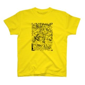 G&T 13 T-shirts