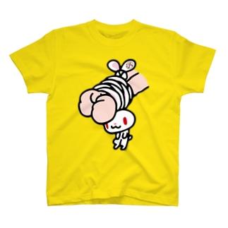 CHAX COLONY imaginariの【各20点限定】汎用うさぎ(1) T-shirts